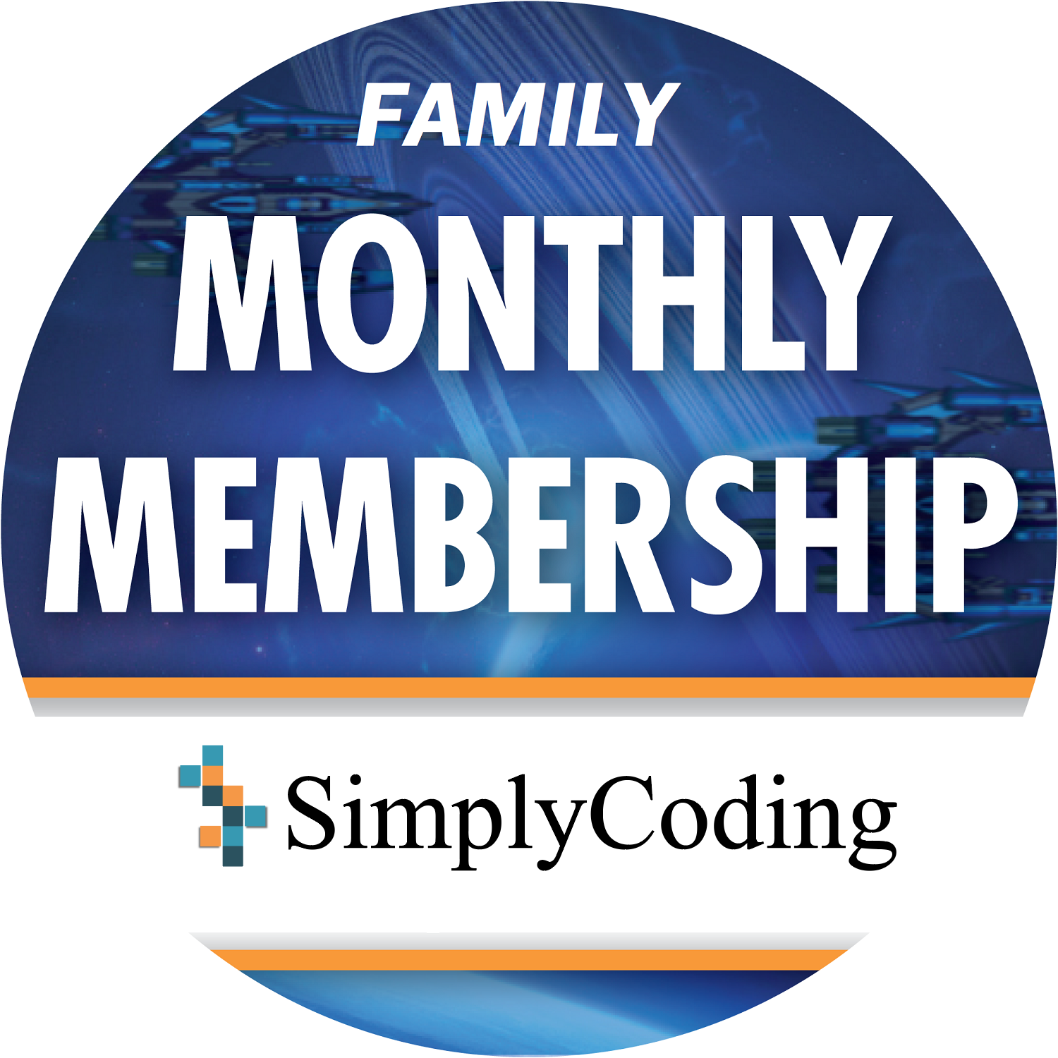 Simply Coding for Kids family pass